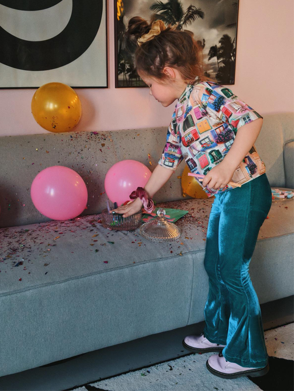 little mermaid flairbroek kids